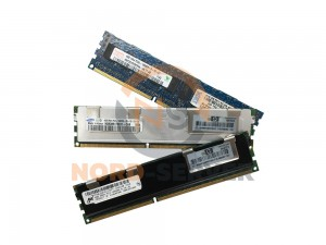 4GB PC3 / PC3L 10600R ECC REGISTERED