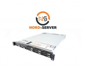 DELL PowerEdge R620 8xSFF / 2 x E5-2620 / 16GB / H310 Mini / 750W