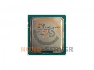 INTEL Xeon E5-2430v2 (6 ядер, 2.5GHz)