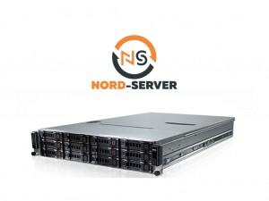 PowerEdge C2100 FS12-TY 12xLFF 2xE5620 / 48G / H700 512MB / 2x750W