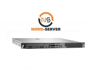 HP ProLiant DL20 Gen9 4xSFF
