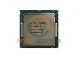 INTEL Xeon E3-1270 v5 (4 ядра, 3.60GHz)