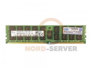 16GB DDR4 PC4-17000 (2133P) ECC REG (hp certified)