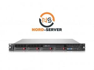 HP ProLiant DL360 G7 4xSFF / 2 x X5670 / 64GB RAM / P410i 1GB / 2 x 750W