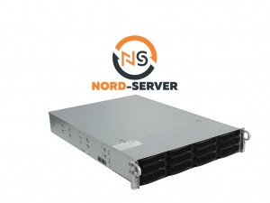 Supermicro SuperStorage 6028R-E1CR12L 12xLFF + 2xSFF