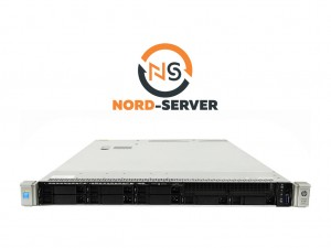 HP ProLiant DL360 Gen9 8xSFF / 2 x E5-2640 v3 / 2 x 8GB 2400T